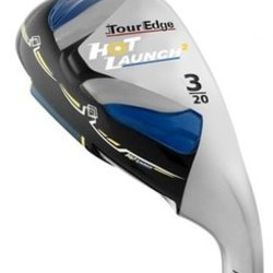 Tour Edge Golf- LH Hot Launch 2 Iron Wood Graphite (Left Handed)