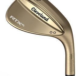 Cleveland Golf RTX-4 Raw Wedge