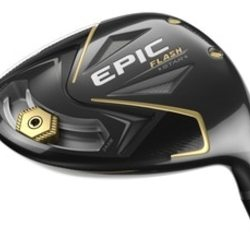 Callaway Golf- Epic Star Flash Driver