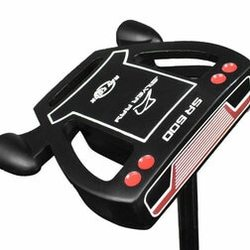 Ray Cook Golf- Silver Ray SR500 Center Shafted Putter