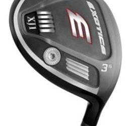 Pre-Owned Tour Edge Golf Exotics XJ1 Fairway Wood